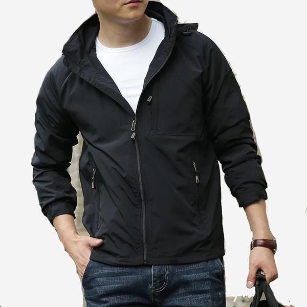 2019 nova primavera dos homens jaqueta de campo tático jaqueta roupas leves força especial jaquetas queda casual masculino fino piloto casaco