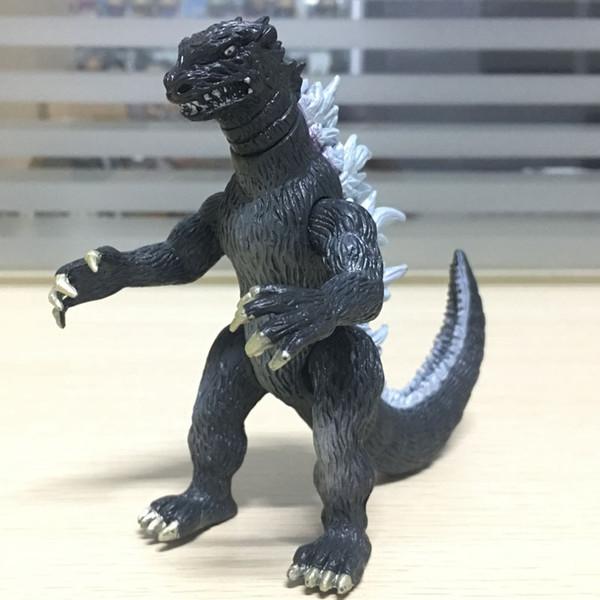 12cm Godzilla Toy Action Figure Movable Doll Model Toy Kid Kind Anime Cartoon Movie Ultraman Monsters Gojira