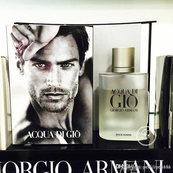 Tot Shallow GIQ Eau De Amor dos homens frescos e casuais perfume Colônia Long-lasting Rich Fragrance Mulheres frete grátis