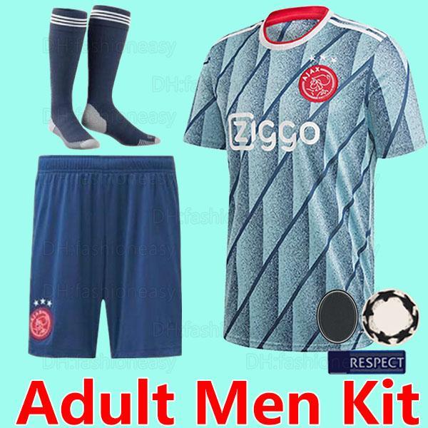20 21 Adult men away socks patch3