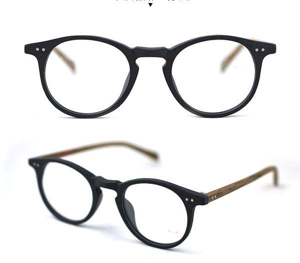 Brand Japan desgin small round retro vintage men acetate Spectacle frame Myopia Designer Glasses prescription clear lens eyeglass 2172105