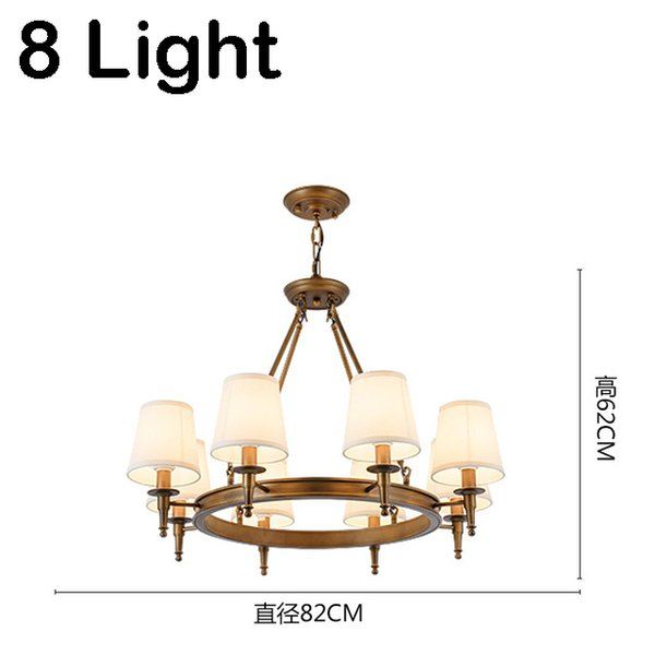 copper 8 light