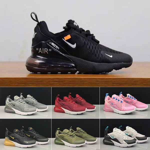 High Quality Parra Punch Photo Blue children Running Shoes Triple White University Red Olive kid Volt Habanero Flair Sneakers JC-SE87L