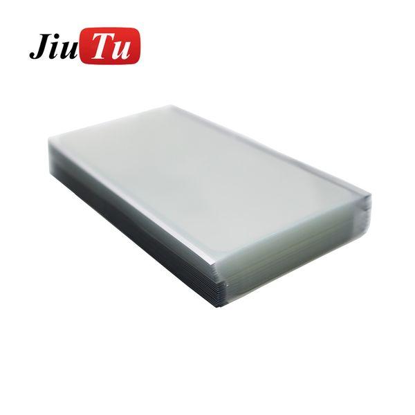 Véritable film de colle OCA 250um pour iPhone XS Max XR X LCD pièces de rechange en verre outil Jiutu