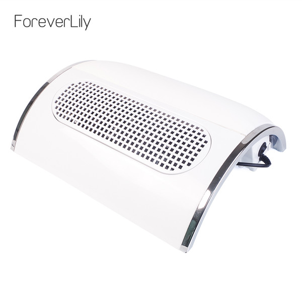 3 Fans Professional Powerful Nail Suction Vacuum Cleaner Manicure Tools With 2 Dust Collecting Bags 3 Fans Professional Powerful Nail Dust