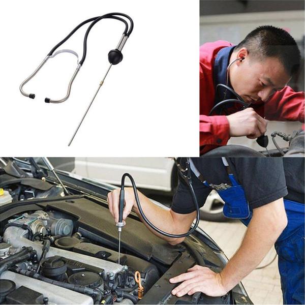 Auto Mechanics Stethoscope Car Engine Block Diagnostic Automotive Hearing Tool K