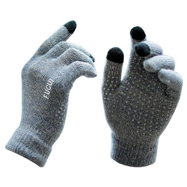 Touch Screen Handschuhe Smartphone iPhone Handy Handschuhe TOUCHSCREEN SKELETT