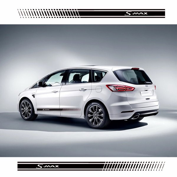 2019 Stylish Car Body Sticker Vinyl Body Decal Racing Stripe Sticker For Ford Smax S Max Car Accessories From Jinggongcar 3079 Dhgatecom