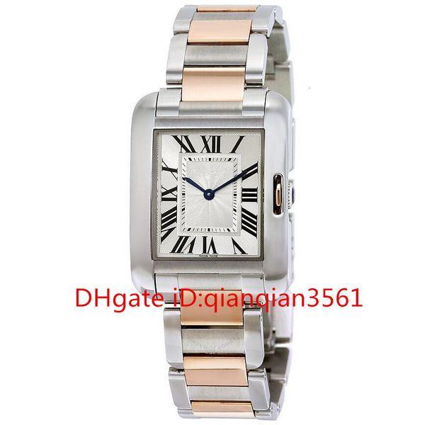 Luxury W5310043 Quartz Stainless Steel case Ladies Stainless Steel Watch 34mm x 26mm