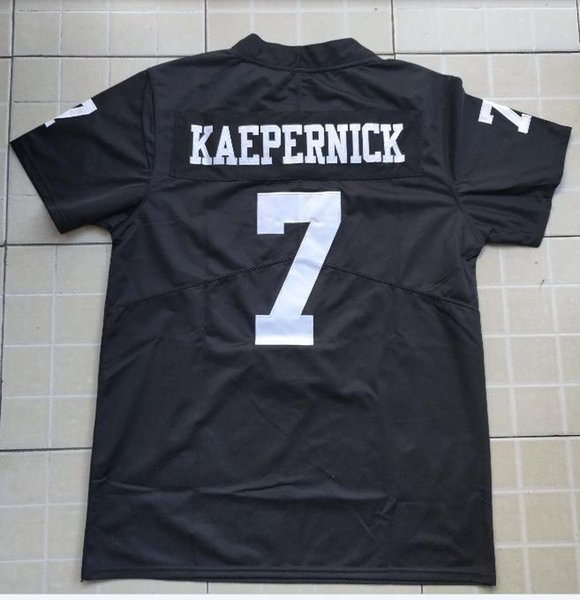 on sale 72dbd 70507 2019 Imwithkap Football Jersey 7 Colin Kaepernick I'M With Wap American  Football Jersey Stitched Men S 3XL From Felixjerseys, &Price; | DHgate.Com