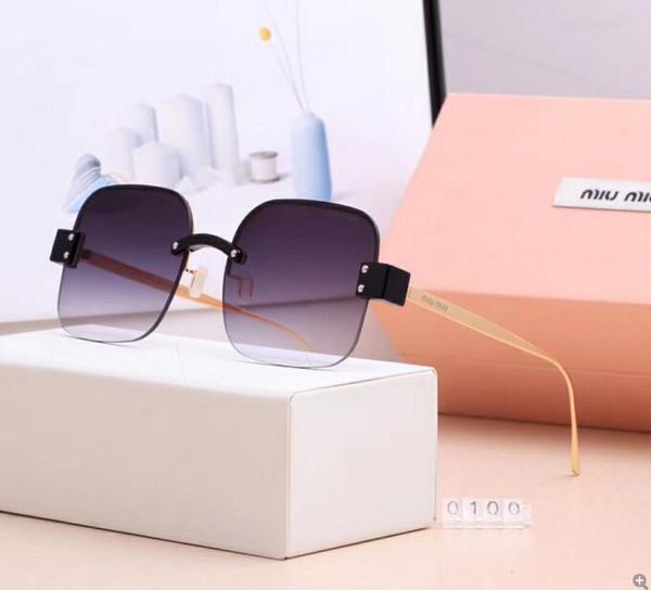 verão óculos de sol Oversized Sunglasses mulheres óculos de sol de personalidade Siamese coloridos boutique tendência de luxo cool glasses 8 COLOR Óculos