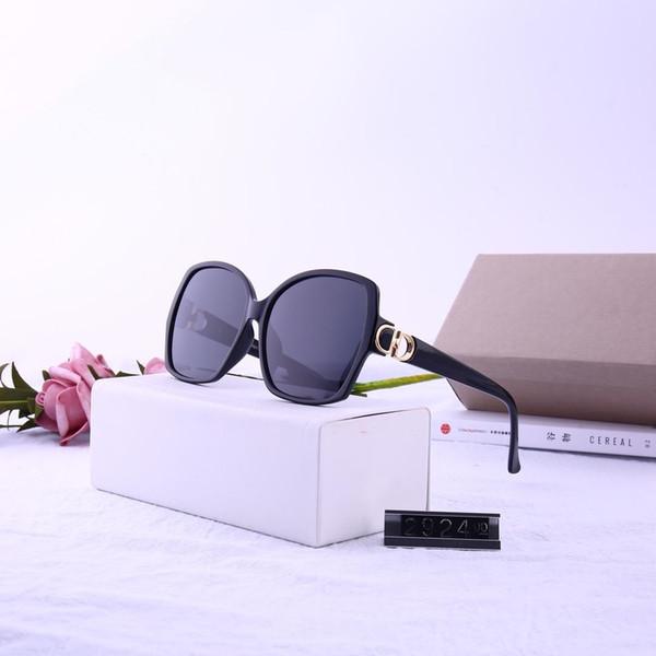 Новая версия Солнцезащитные очки Поляризованные линзы Спортивные солнцезащитные очки Fashion Trend Очки Очки оригинальные аксессуары 2924 #