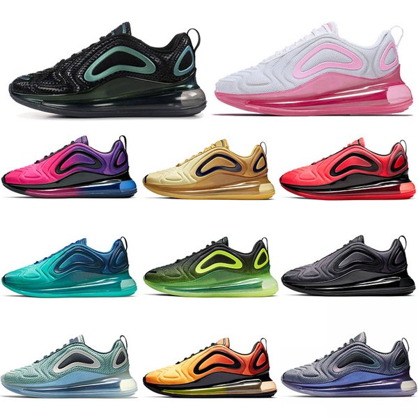Sea Forest fashion sneakers designer shoes tennis Northern Lights triple black white THROWBACK FUTURE off Outdoor Sports Sneakers NIK-asd