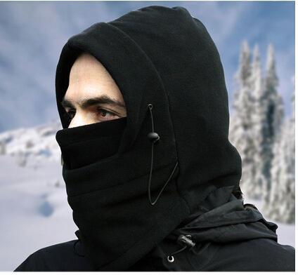 HOT winter hat for men warm thermal fleece hat women protected face mask ski gorros CS outdoor riding sport snowboard cap