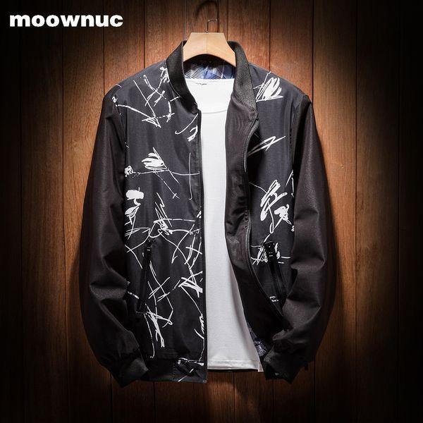 2019 New Mens casualr Jackets Thin coat Business casual jacket Stylish sports jacket L-8XLJK803-3