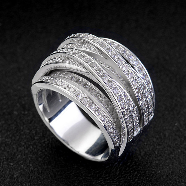 China Layered ring