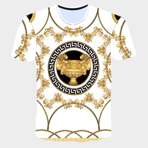 Designer T-shirts homme Vêtements Europe et États-Unis L'impression de haute qualité du monde est très parfaite Head Head Medusa Label