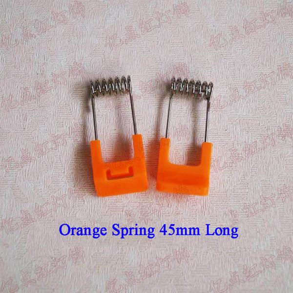 Primavera Naranja 45mm