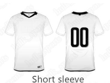 قميص كرة القدم