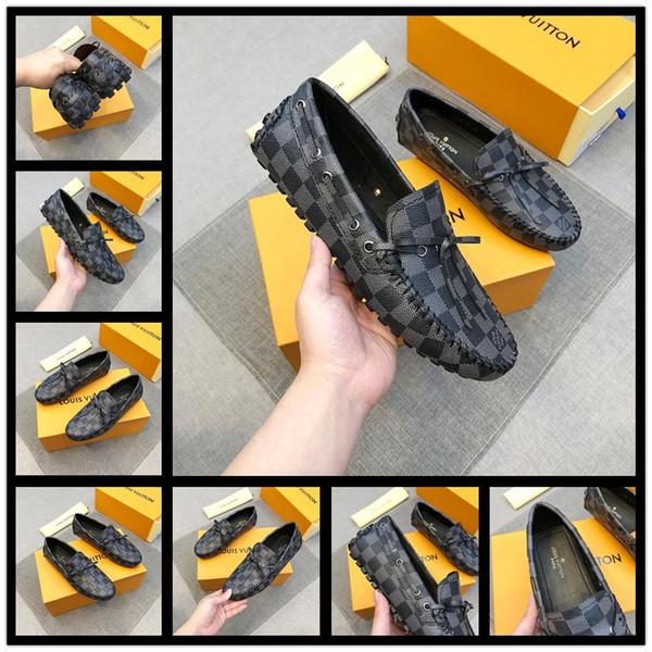 Высококачественные Мужские Формальные Бизнес Броги Обувь Роскошные мужские Крокодиловые Туфли Мужчины Повседневная Натуральная Кожа Свадебные Мокасины