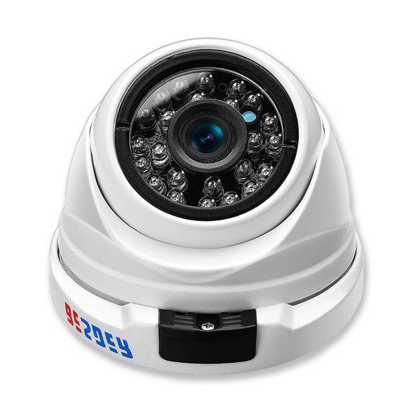 BESDER H.265 3MP 2MP IP Camera Vandal-proof Onvif P2P Motion Detection Night Vision CCTV Security Camera DC12V 48V POE Optional
