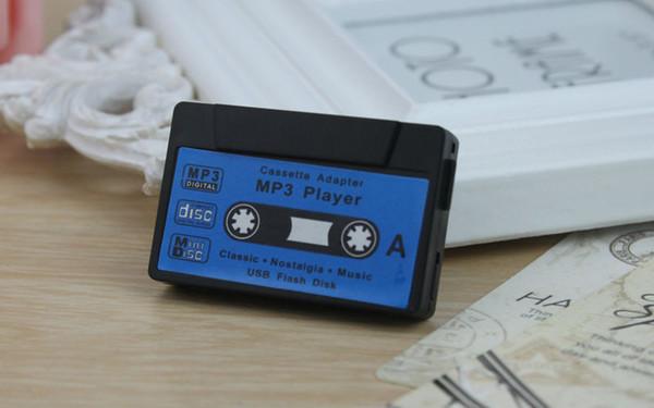 Nouveau 2017 Daono Magnétique bande Lecteur MP3 Support Micro 32G SD TF Carte Musique Media 3.5mm Jack Livraison Gratuite