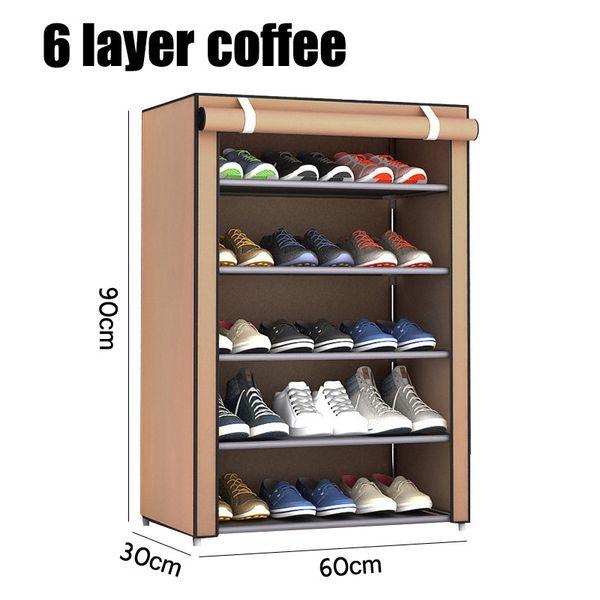 6 layer coffee