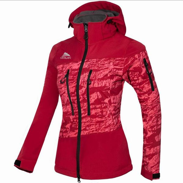 2020 new The Womens Jackets Hoodies Fashion Casual Warm Windproof Ski Face Coats Outdoors Jackets Suits S-3XL