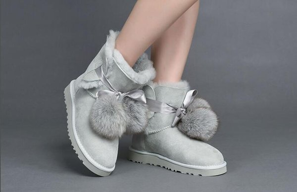 Grade A New WGG Australia Classic snow Boots Cheap winter Knee Boots fashion discount Ankle Boots shoes many colors for woman size 5-10
