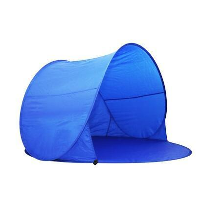 Outdoors Camping Automatic Quick Opening Beach Tent Children Fishing Sun Shelter Awning Gazebo Canopy 4colors
