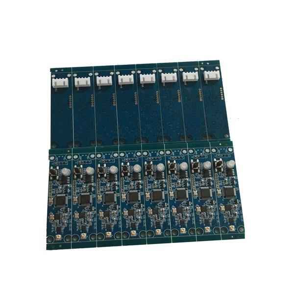 2.4ghz Stage Light DMX 512 2 en 1 émetteur récepteur PCB Board Modules avec antenne LED contrôleur Wifi récepteur pour LED Par