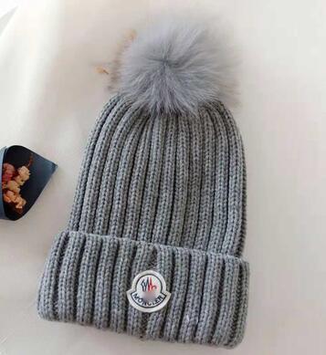 Çocuk kış şapka Tasarımcısı basit çizgili bebek erkek ve kız sıcak şapka Tasarımcı çocuklar örme şapka 02