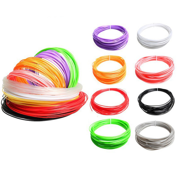 best selling Use For 3D Printing Pen 100cmx1.75mm PLA material Filament Non toxic and odorless 3 d Printer Materials For Kid Drawing Toys B1