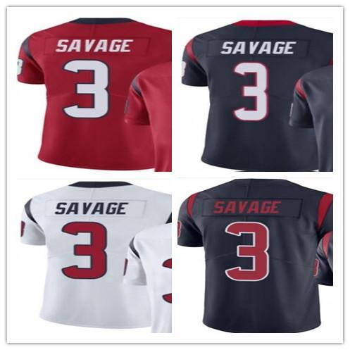 newest ef7f3 fd201 2019 Wholesale 2018 Houston Texans Sport Baseball Clothing 3 Tom Savage  Men/WOMEN/YOUTH Outdoor Clothing Legend Baseball Jersey From Bestjersey002,  ...