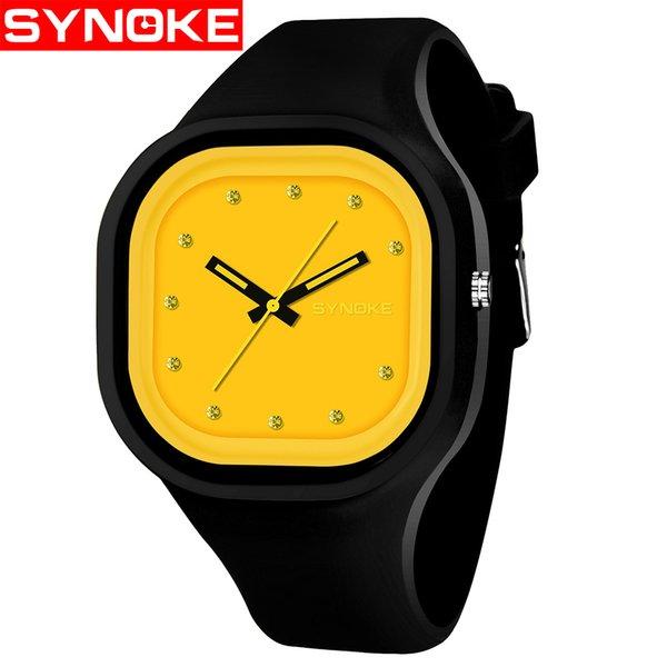 أصفر أسود