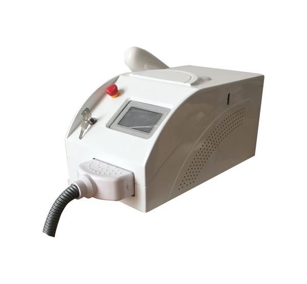 532nm / 1064nm / 1064nm lazer dövme kaldırma cilt gençleştirme için karton ile güzellik salonu, ev, klinik kullanımı