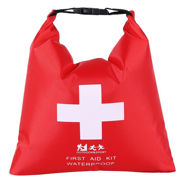 1.2L Waterproof Dry Bag Outdoor River Trekking Rafting First Aid Kayaking Storage Bag Emergency Kits Medical #507827