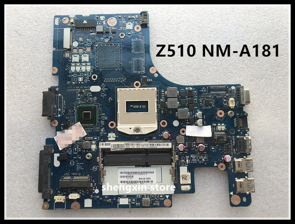 Für Laptop Lenovo Z510 Motherboard MB 90004477 AILZA NM-A181 Mainboard Test 100%