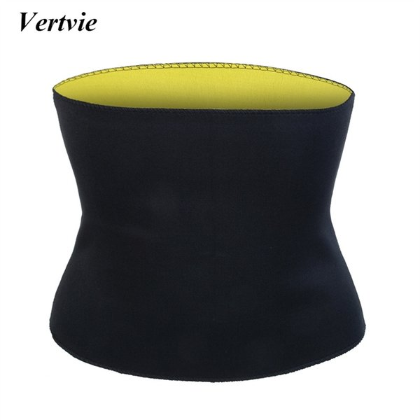 Vertvie Sports Waist Trainer Support Bodybuilding Dimagramento Body Shapers Corsetti Vita recupero Supporto Postpartum Addome Cintura # 19124