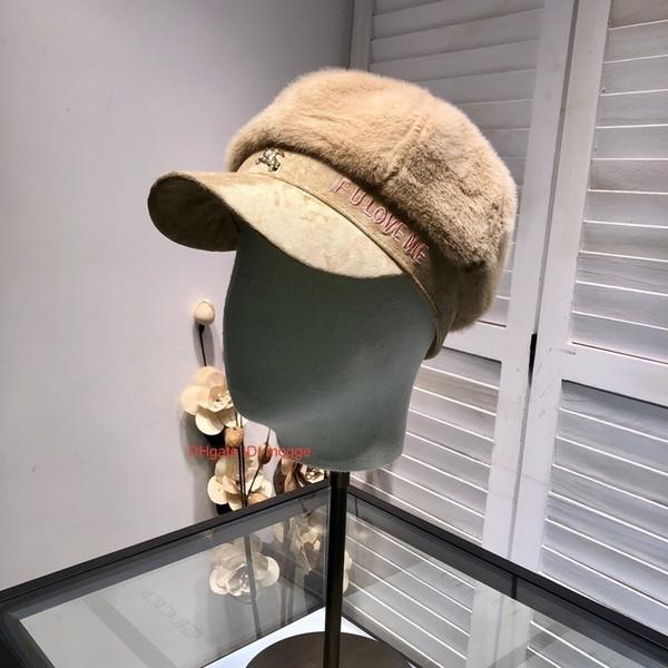 Duck Hat High Quality Retro Women Pure Cotton Hat Ladies Fashion Classic Flat Newsboy Caps 1003002
