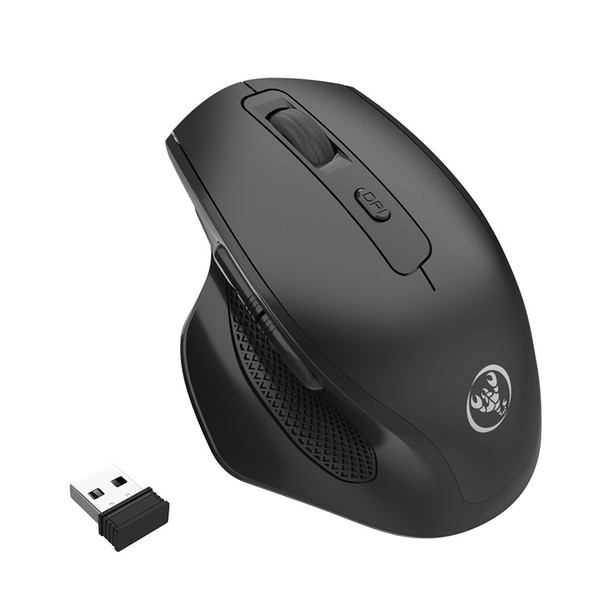 2019 Newest Hot Sale Wireless Mouse 2.4GHz Game Ergonomic Design Vertical Mouse 2400DPI USB Mice Travel portable