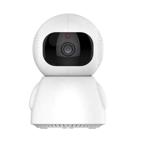 360 Degree Small Hd Digital Wireless Wifi Motion Auto Tracking Security Alarm Cctv Camera