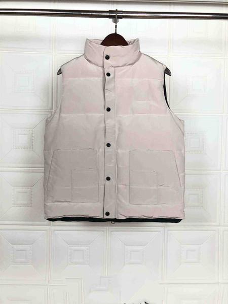 kuzey Yelek açık Hafif ceketler Aşağı 2019 yeni varış Erkekler Kış Açık Ağır Coats Su İtici Puffer yüz Yelekler xf maji mens