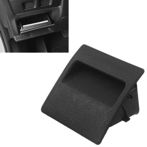 Black ABS Plastic Fuse Box Coin Container Bin Storage Tray Holder For XV Impreza