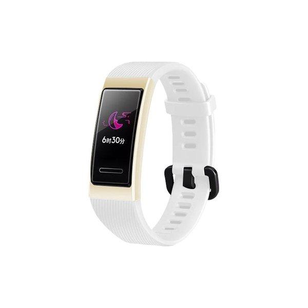 White - Huawei Band 3