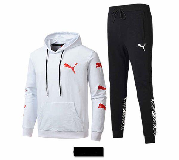 Erkek Marka Eşofman Hoodie Tişörtü Sonbahar Kış Spor Jogging Yapan Spor Takım Elbise Erkek Marka Ter Takım Elbise Eşofman Artı S-5XL Memekk