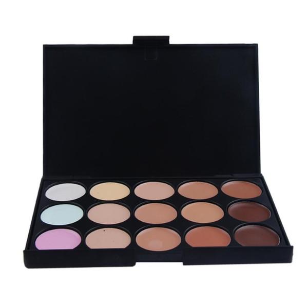 2018 Pro 15 Color Neutral Eyeshadow Palette Makeup Kit Warm Eyeshadow Palette Eye Shadow Makeup Cosmetics Levert Dropship 20p106