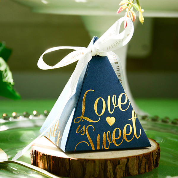 Глубокий Сапфир логотип-любовь сладкий