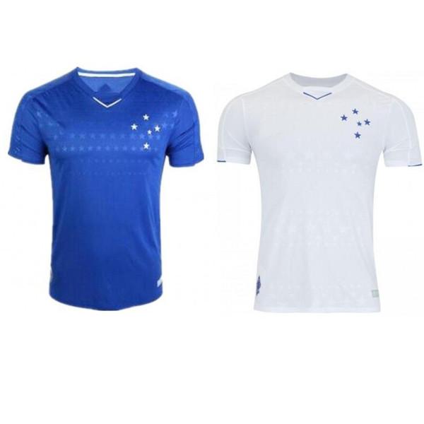 2019 2020 Cruzeiro Esporte Soccer Maglie ROBINHO ARRASCAETA FRED THIAGO NEVES RAFAE casa via maglie da calcio maillot de foot