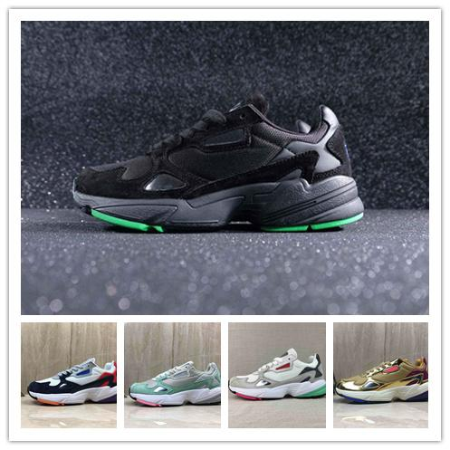 new color Falcon W Running Shoes For Women Men Designer Sports Sneakers Runner Casual Traners Luxury Shoes Size 36-45